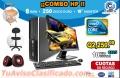 PROMOCION! HP 8000PRO DDR3 CON 8GB RAM, INCLUYE SILLA GIRATORIA Y MUEBLE POR SOLO Q2,250