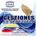 Servicios de trámites Consulares
