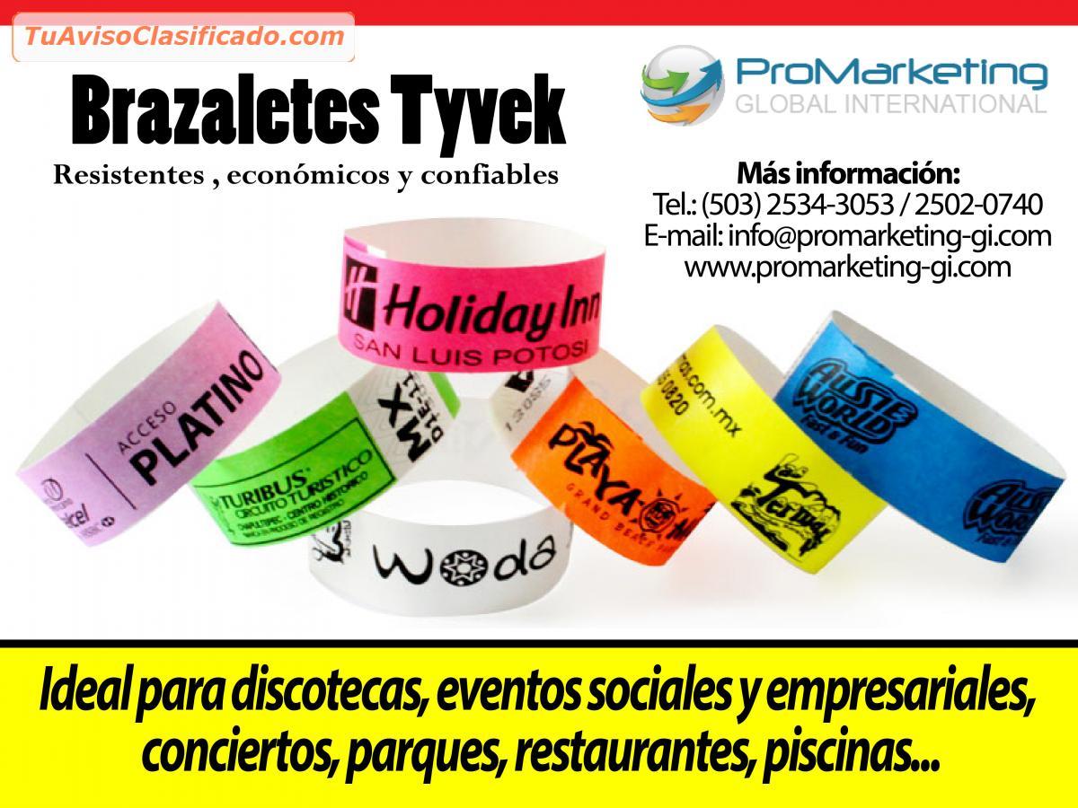 e3b35c1f2774 Brazaletes de identificación y pulseras de silicon El Salvador - E...
