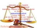 Arrendatario o Comodatario abogado caracas venezuela