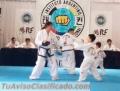 VILLA URQUIZA TAEKWONDO ITF NAHUEL HUAPI 5891 CABA