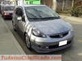 Vendo Honda Fit Sport 2007 R/ingresado mecanico