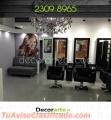 DISEÑO DE INTERIORES PARA SALONES DE BELLEZA → #Decorarte_gt