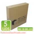 Cajas de cartón económicas