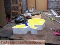 Letreros en acrilicos