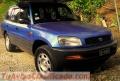 Toyota Rav4 1996 4 puertas standard azul