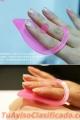 Esponja de silicona para lavar el rostro !!