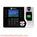 """Realand RC-17 de 2.4 """"TFT de asistencia biométrico de huellas digitales Grabadora Employee"""