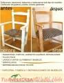 Tapizado, tapicería en rep- dominicana, ebanistería, fabrica de muebles