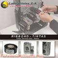 Label Print Ribbon Qfilm de cera-premium y resina-premium
