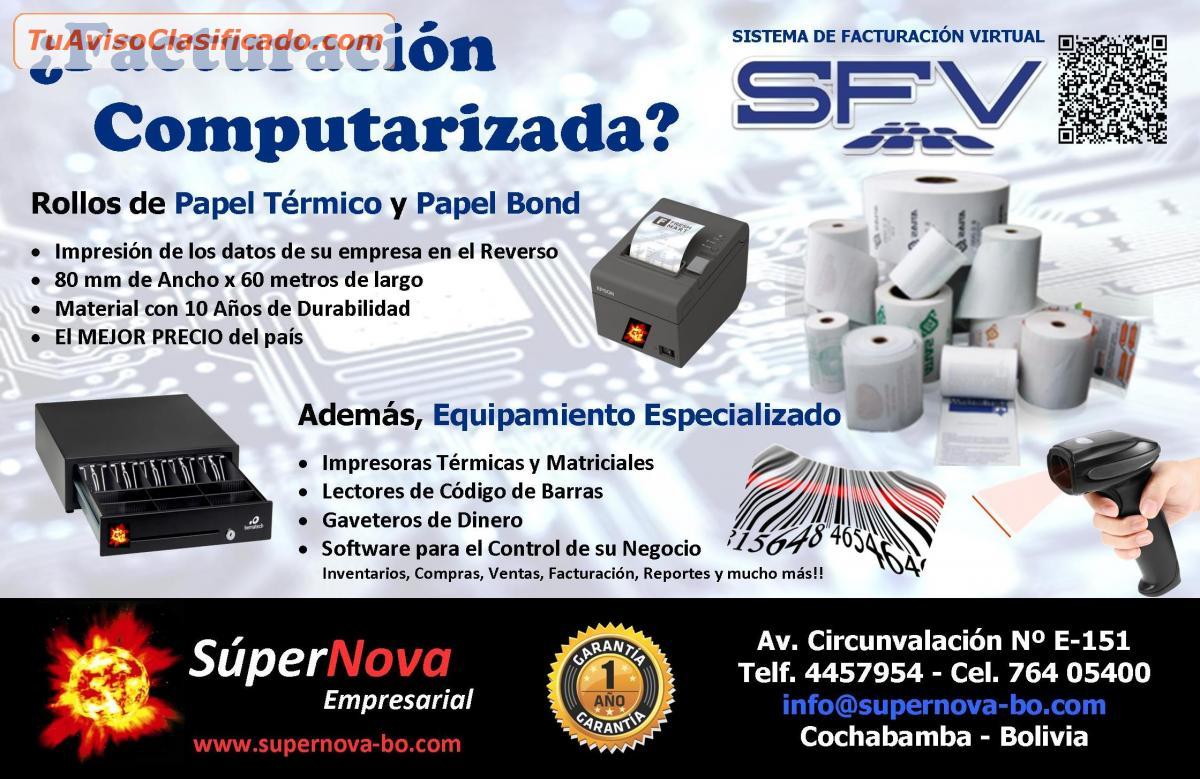 Venta De Carros En El Salvador >> ROLLOS PARA FACTURACION - Computación e Informática > Puntos de...