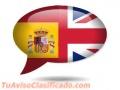 Traducciones en inglés y español
