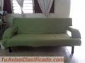 Venta de sofá cama y balance mecedor