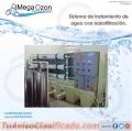 Tratamiento de agua, nanofiltración, ósmosis, carbón activado.