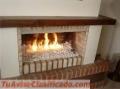 REPARACION DE CHIMENEAS A GAS Y ELECTRICAS TEL 3115414268