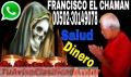 SHAMAN FRANCISCO,,,SALUD, DINERO Y AMOR...(011502)30149078
