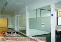 Divisiones en vidrio para oficinas