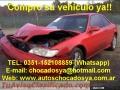 Compro Autos Chocados-Volcados o Siniestrados
