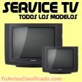 SERVICE A DOMICILIO , TV , LCD ,  HORNOS MICROONDAS  , CITY BELL