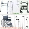 Alquiler y Venta de Muebles y Equipo Médico Oxigeno cama, silla, oxigeno, muletas