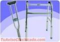 Muletas Ortopédica De Aluminio, Alquiler y Venta Tel. 52001552 - 45164883 Géminis 10 Z. 10