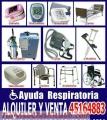 Nebulizador, Alquiler y Venta Tel. 5200 1552 Y 4516 4883 Géminis 10 Z. 10