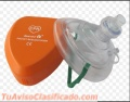 Resucitador o Ambu mascarillas rcp  Tel 45164883 - 52001552 Géminis 10 Z. 10