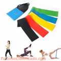 Bandas  Elasticas para terapia o ejercicios Tel/whatsapp 52001552 - 45164883 zona 10 gemin