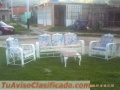 Mueble de jardin mesedores