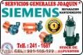 Tecnicos especializados de electrobombas  HIDROSTAL  991-105-199