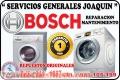 Servicio técnico * BOSCH * lavasecas,  refrigeradores, cocinas   991-105-199