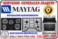 Servicio técnico = MAYTAG = lavadoras, cocinas,  secadoras  991-105-199