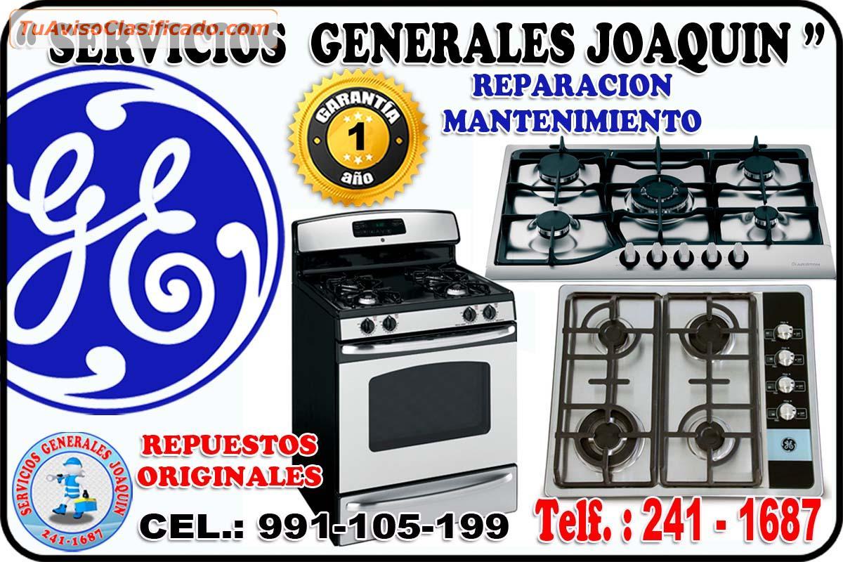 Servicio T 233 Cnico General Electric Lavadoras