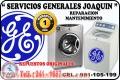 Servicio técnico * GENERAL ELECTRIC * lavadoras,secadoras, refrigeradoras