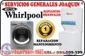 Soporte tecnico ** WHIRLPOOL ** lavasecas, refrigeradores 991-105-199