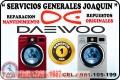 Brindamos el mejor servicio tecnico  = DAEWOO =  lavadoras,  refrigeradoras  991-105-199