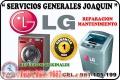 Servicio técnico ** L G ** lavadoras, lavasecas,  refrigeradores  991-105-199