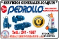 Servicio técnico = PEDROLLO = reparación de bombas de agua 241-1687