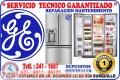 Servicio tecnico  ♣ GENERAL ELECTRIC  ♣ lavadoras, refrigeradoras, cocinas  991-105-199