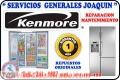 Servicio técnico * KENMORE *  lavasecas, lavadoras,  refrigeradores 241-1687