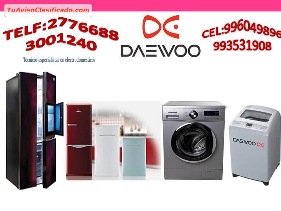 3001240 Daewoo Servicio Tecnico Lavadoras Daewoo Lima