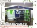 Mobiliario y montaje de Stands en Ferias o Congresos