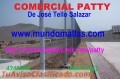 COMERCIAL PATTY, MALLAS PARA PESCA, DEPORTE FUTBOL, VOLEY, NATACION, INSTALACION