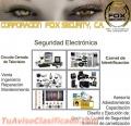 INSTALACION, REPARACION Y MANTENIMIENTO DE SISTEMAS DE SEGURIDAD, CAMARAS DE CCTV, ALARMAS