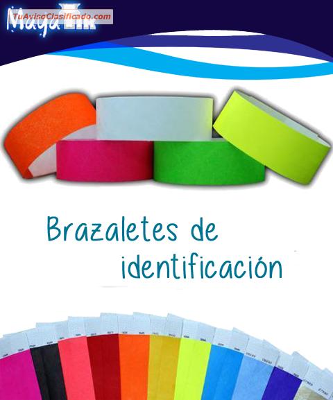 283436537b37 ... brazaletes-pulseras-de-identificacion-para-eventos-papel-plastif- ...