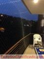 Mallas de Seguridad para Balcones y Ventanas