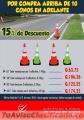 CONOS EN PROMOCIÓN ESPECIAL APROVECHA!!