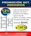ANDAMIOS GALVANIZADOS A UN SUPER PRECIO APROVECHAS!!!