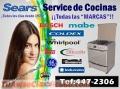 SEARS #COCINAS VITROCERAMICAS# repair ELECTROLUX