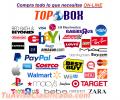 Importacion/ servicio de compras por internet